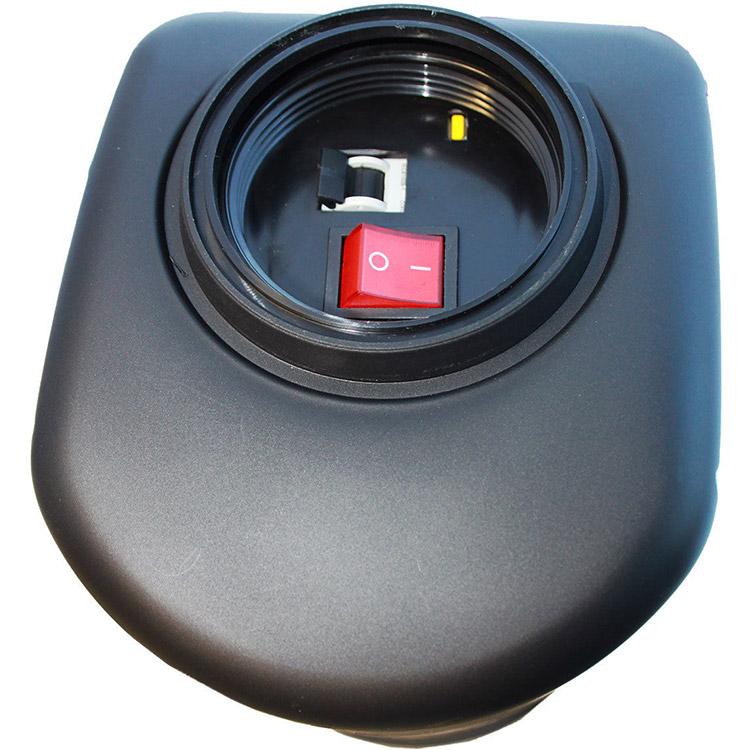 Блок розеток с ДУ Aqua-tech AC Control 4 Stecker
