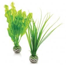Декоративный элемент для аквариума biOrb Easy plant set small green