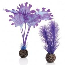 Декоративный элемент для аквариума biOrb Kelp set small purple