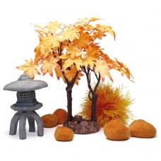 Комплект декора для аквариума biOrb Decor Set 30L Autumn