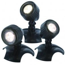 Комплект подводных светильников Jebao HP3-3