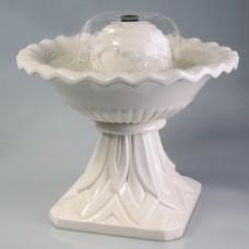 Настольный фонтан RV Диана белый