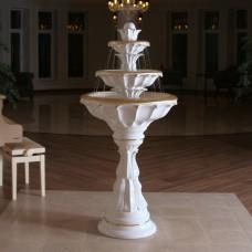 Напольный фонтан RV Лотос