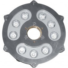 Светильник для фонтана Safe Rain SEA LED CROWN RGB 27W/12-24V/30 GR