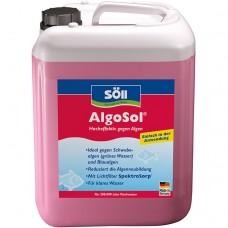 Средство от водорослей Söll AlgoSol 10 l