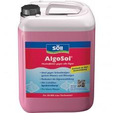 Средство от водорослей Söll AlgoSol 2,5 l