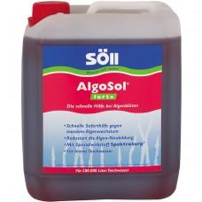 Средство от водорослей усиленное Söll AlgoSol Forte 10 l