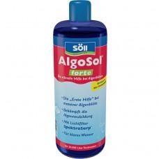 Средство от водорослей усиленное Söll AlgoSol Forte 1,0 l