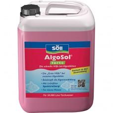 Средство от водорослей усиленное Söll AlgoSol Forte 2,5 l