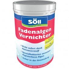 Средство от нитевидных водорослей Söll FadenalgenVernichter 1,0 kg