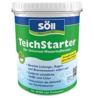 Средство для подготовки новой воды Söll Teich-Starter 1,0 kg